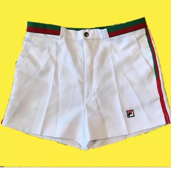 9795e06a22 Fila Shorts | 70s Bj Borg Tennis Vintage Sz 32 | Poshmark
